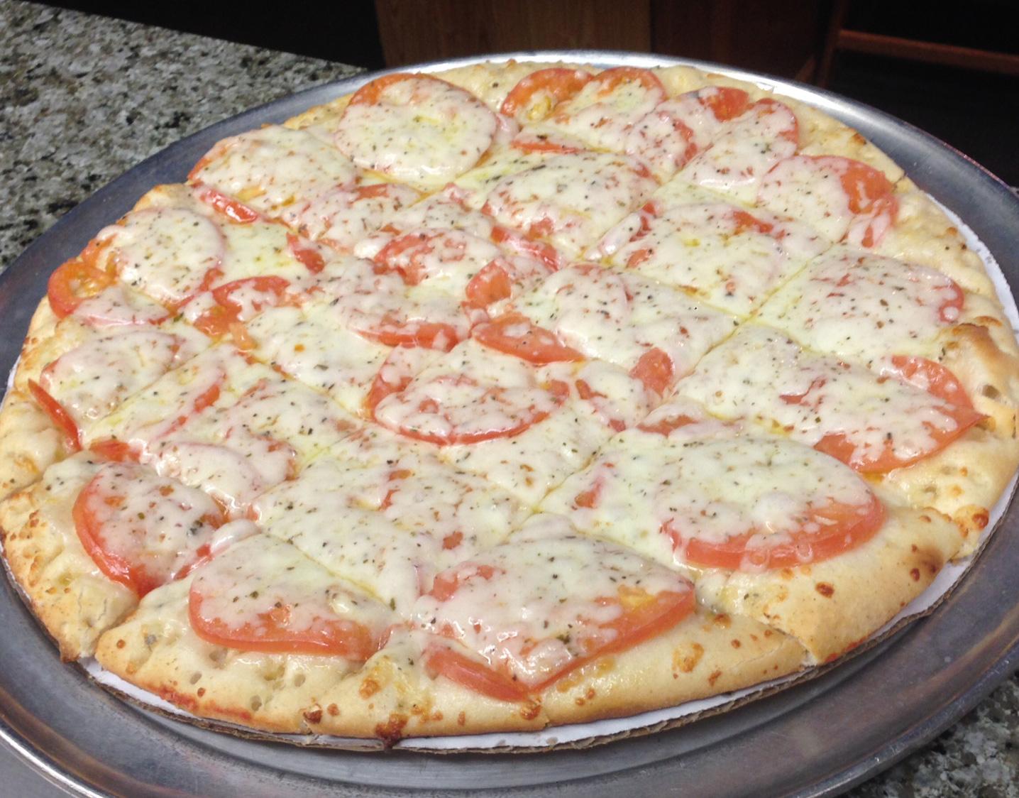 White Pizza – 14 inch